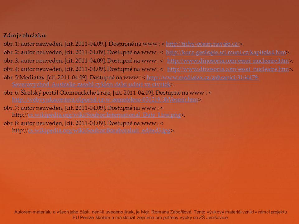 Zdroje obrázků: obr. 1: autor neuveden, [cit. 2011-04. 09. ]